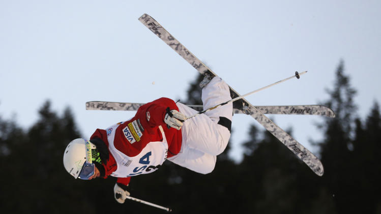 Freestyle Skiing: FIS World Cup-Moguls Qualifying