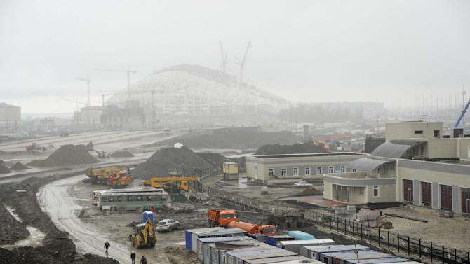 Formula One - Sochi F1 track to get FIA licence - official