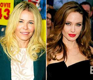 "Chelsea Handler Slams Angelina Jolie: ""She Seems Like a Demon!"""
