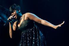 Fantasia performs at the 2011 Essence Music Festival at the Louisiana Superdome in New Orleans on July 1, 2011 -- Getty Premium