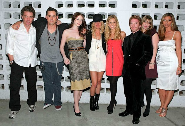 Buffy Vampire Slayer Cast