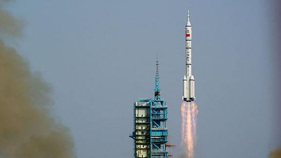 How to See China's Space Capsule and Lab Module in Night Sky