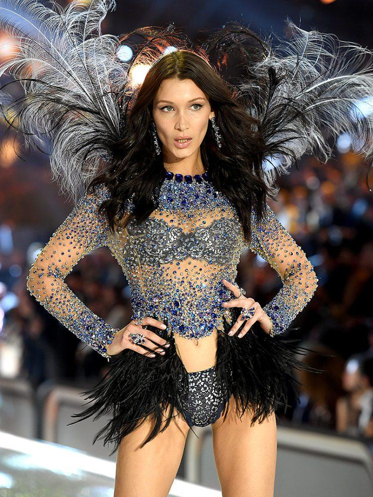 Bella Hadid Gets Wings Tattooed on Her Ankles