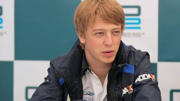 Johnny Cecotto Jr (Imago)
