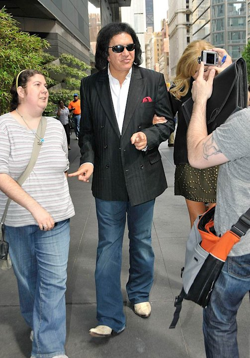 Gene Simmons Today Show