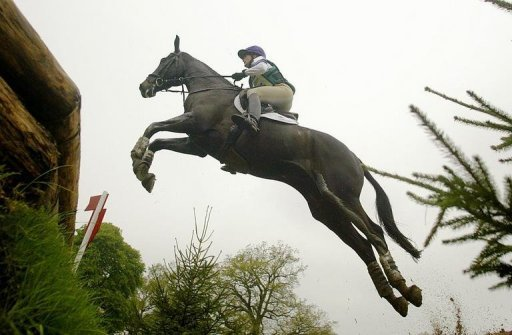 The Badminton Horse Trials has been cancelled just four times in the past 50 years