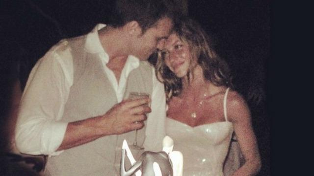 Gisele Bundchen's Wedding Day Was Even More Adorable Than You Imagine