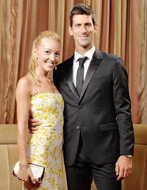 Novak Djokovic Engaged to Longtime Girlfriend Jelena Ristic