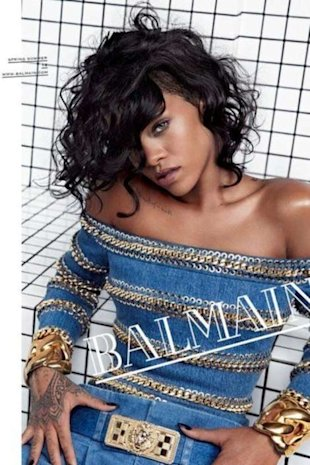 Courtesy of Balmain