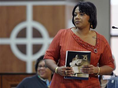 MLK Daughter: We Are in Need of Healing