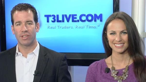 Scott Redler, the Chief Strategist for T3Live.com, and Brittany Umar talk about how to approach the market following Samp;P record highs on Friday and as IBM (NYSE:IBM) and Google (NASDAQ:GOOG) prepare to report their earnings.