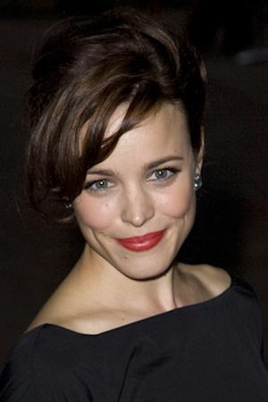 Rachel McAdams has had a very busy year.
