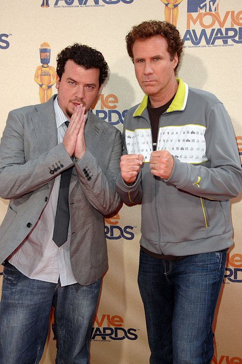 MTV Movie Awards 2009 Danny McBride Will Ferrell