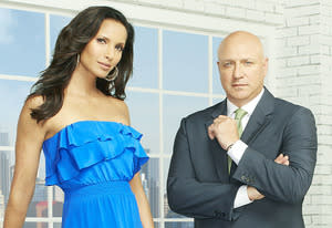 Padma Lakshmi and Tom Colicchio | Photo Credits: Matthias Clamer/Bravo