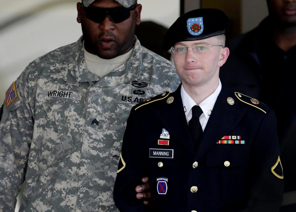 Media seek court-martial files in WikiLeaks case