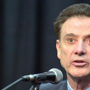 Rick Pitino: Louisville should be fined, not banned