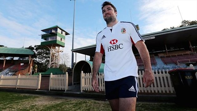Brad Barritt does not think tiredness will be a factor for the Lions' new arrivals