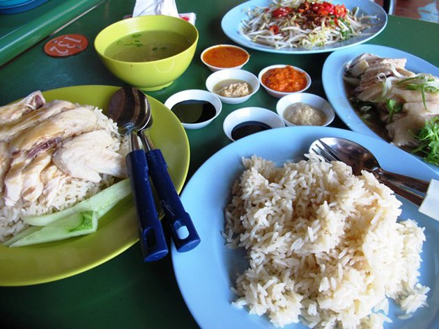 We didn't delist Tian Tian Chicken Rice