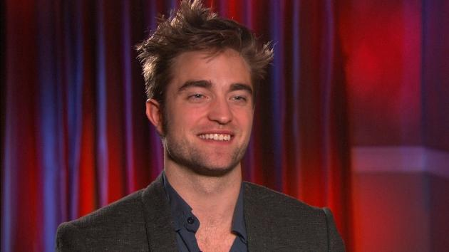 Robert Pattinson chats with Access' Shaun Robinson at the 'Breaking Dawn - Part 2' junket on November 1, 2012  -- Access Hollywood