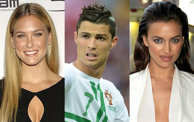 Bar Refaeli et Irina Shayk se disputent au sujet de Cristiano Ronaldo