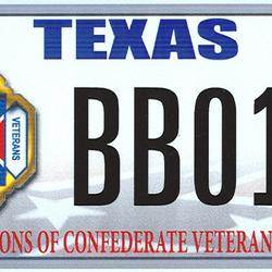 If Texas honors Confederacy on license plates, jihadists might be next