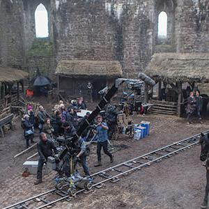 How Outlander brought the historic Doune Castle to life
