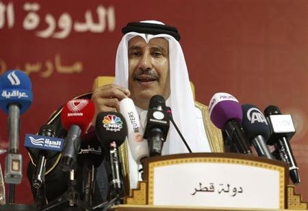 Qatari leaders expected to step down - sources - Yahoo! News Canada