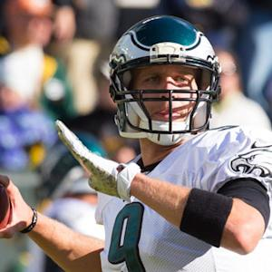 Can Philadelphia Eagles quarterback Nick Foles win MVP award?