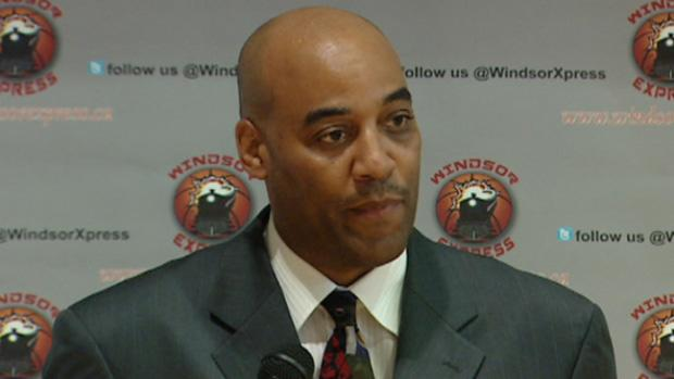 Bill Jones is the Windsor Express head coach and his team is asking the city to pay for a $125,000 basketball floor at the WFCU Centre.