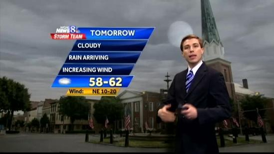 Sandy downgraded to tropical storm as it heads north