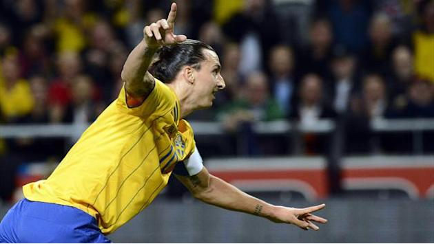 World Football - Sweden v Argentina: LIVE
