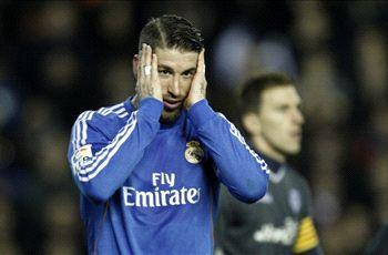 Mystery Premier League club fail in big-money Sergio Ramos bid