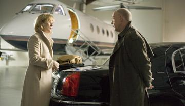 Meryl Streep and J. K. Simmons in New Line Cinema's Rendition