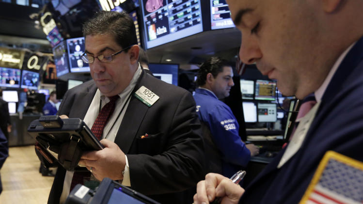 Stocks end on a high note before Christmas