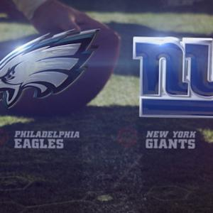 Week 17: Philadelphia Eagles vs. New York Giants highlights