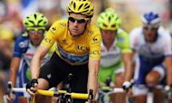 Wiggins Thanks Team For His Tour De France Success