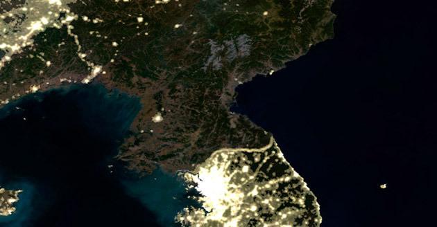 Satellite Map North Korea Dark on map of saudi arabia satellite, map of sri lanka satellite, map of greenland satellite, map of israel satellite, map of korean peninsula satellite, map of singapore satellite, map of pakistan satellite, map of philippines satellite,