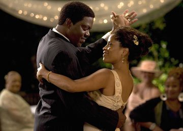Bernie Mac and Judith Scott in Columbia Pictures' Guess Who