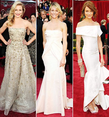 What Was Cameron Diaz&#39;s Best Oscar Dress?