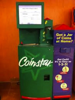 coin collector machine