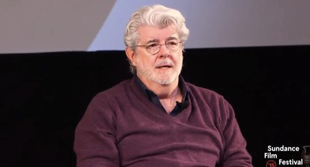 George Lucas: Who'd a thought cat videos would be a thing?