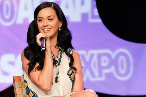 Katy Perry Reteams With Dr. Luke for New Album