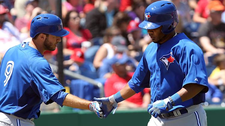 MLB: Spring Training-Toronto Blue Jays at Philadelphia Philli