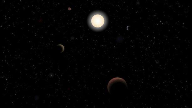 Our Closest Single-Star Solar System May Contain a Habitable Planet