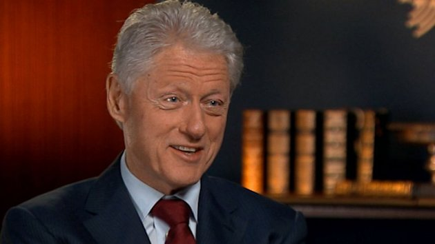 Bill Clinton: When It Comes to Obamacare, GOP 'Begging for America to Fail' (ABC News)