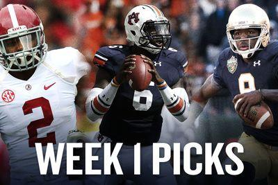 Why you should bet against Ohio State and Texas A&M in Week 1