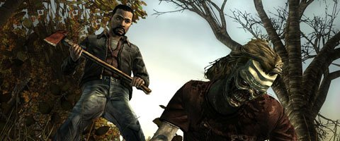 Test : The Walking Dead : Episode 2 - Starved For Help