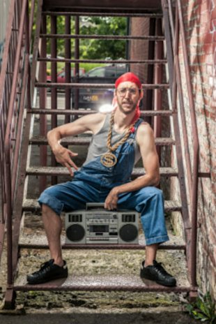 The Country Boy Rapper: 8 Considerations for Aligning Content Marketing Strategy with Your Brand image boombox gangsta1