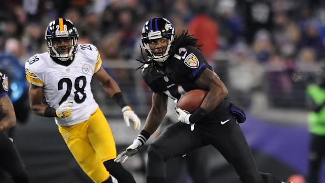 Ravens enhance playoff hopes by beating Steelers