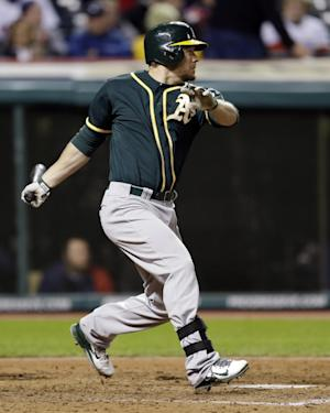 Athletics overcome Kazmir's ejection for 6-2 win